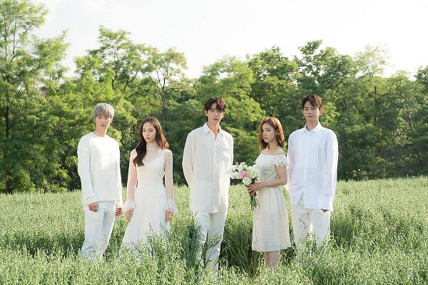 Tags: K-Pop, K-Drama, 5urprise, f(x), Krystal Jung, Lim Ju-hwan, Gong Myung, Shin Se-kyung, Nam Joo-hyuk, Group, Bride Of The Water God