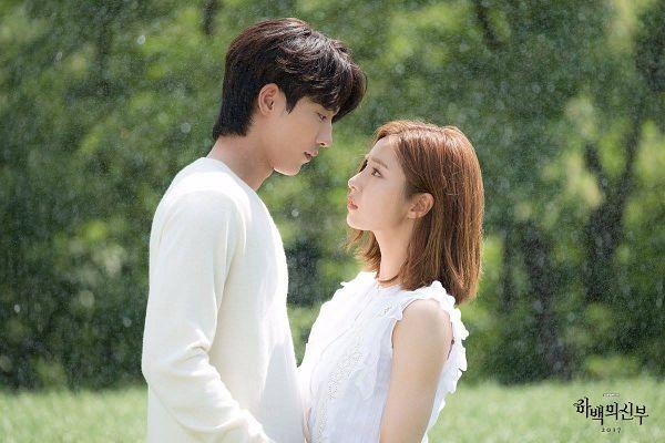 Tags: K-Drama, Shin Se-kyung, Nam Joo-hyuk, Plant, Duo, Tree, Bride Of The Water God