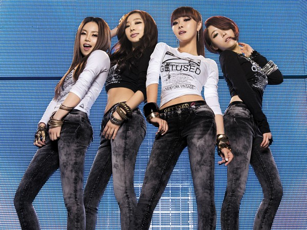Tags: K-Pop, Brown Eyed Girls