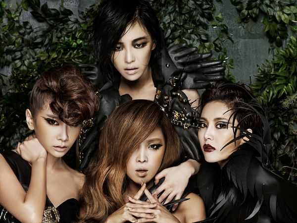 Tags: Brown Eyed Girls, Miryo, Jea, Ga-In, Narsha, Wallpaper