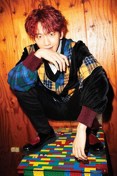Tags: K-Pop, EXO, SuperM, Byun Baekhyun, 1