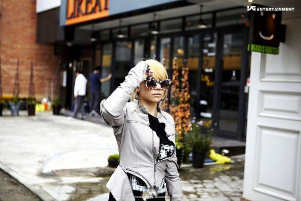 Tags: YG Entertainment, K-Pop, 2NE1, Go Away, CL