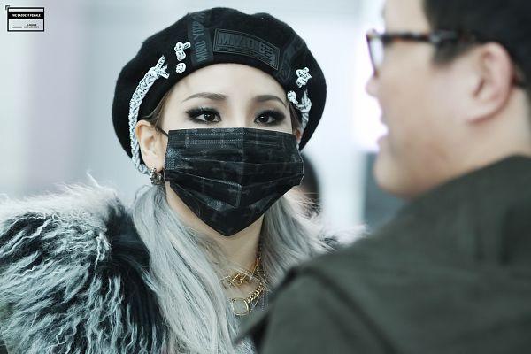 Tags: YG Entertainment, K-Pop, 2NE1, CL, Airport, Wallpaper