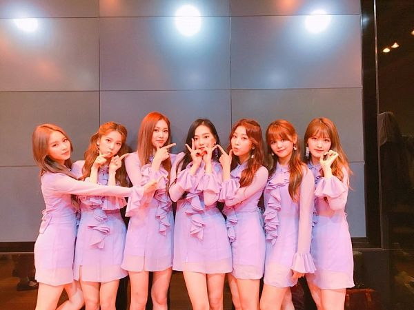 Tags: K-Pop, CLC (CrystaL Clear), Jang Seungyeon, Choi Yujin, Jang Yeeun, Kwon Eunbin, Oh Seunghee, Elkie, Sorn
