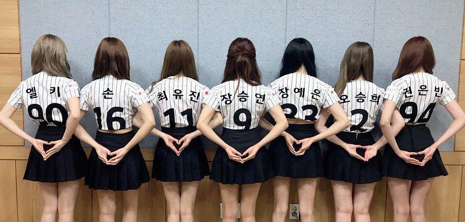 Tags: K-Pop, CLC (CrystaL Clear), Choi Yujin, Jang Yeeun, Kwon Eunbin, Oh Seunghee, Elkie, Sorn, Jang Seungyeon