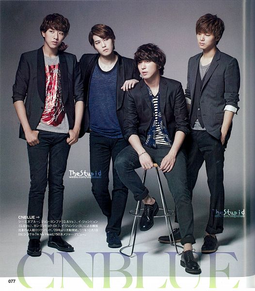 CNBLUE - K-Pop