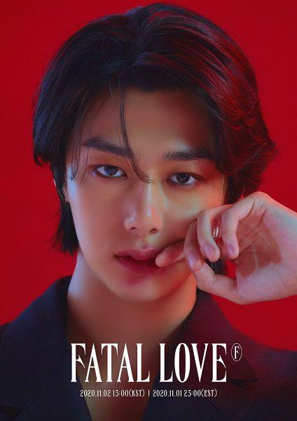 Tags: K-Pop, Monsta X, Chae Hyungwon, Fatal Love
