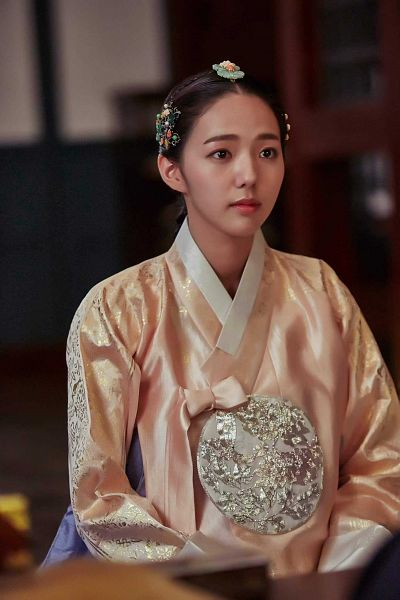 Tags: K-Drama, Chae Soo-bin, Traditional Clothes, Korean Clothes, Hanbok, Hair Ornament, Moonlight Drawn by Clouds, Android/iPhone Wallpaper