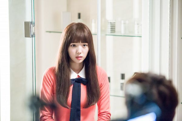 Tags: K-Drama, Chae Soo-bin, Pink Outfit, Pink Dress, I'm Not a Robot