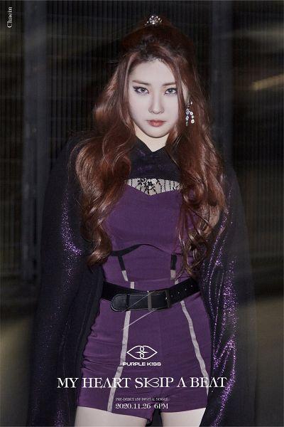 Tags: K-Pop, PURPLE K!SS, Chaein