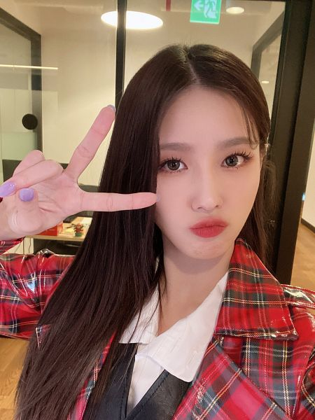 Tags: K-Pop, (G)-I-DLE, Cho Miyeon
