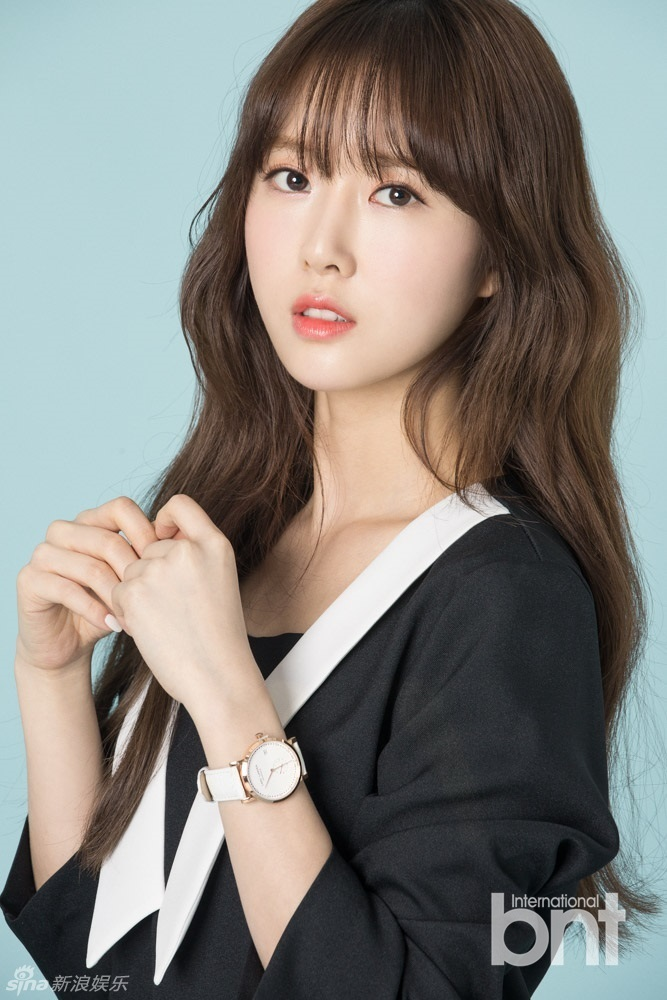 Tags: K-Pop, DIA, Cho Seunghee, International Bnt, Magazine Scan