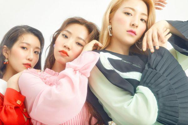 Tags: K-Pop, Cosmic Girls, Yeoreum (Cosmic Girls), Eunseo, Nam Dawon