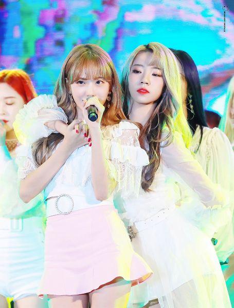Tags: K-Pop, Cosmic Girls, Lee Luda, Yeoreum (Cosmic Girls), Duo