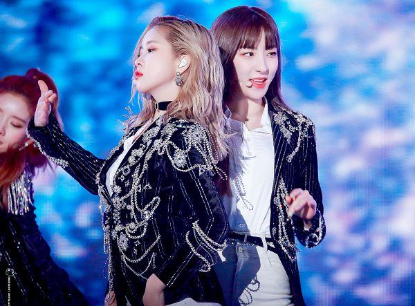 Tags: K-Pop, Cosmic Girls, Eunseo, Im Dayoung, Duo