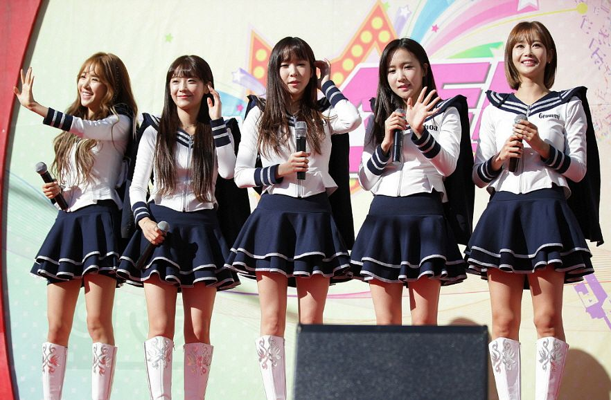 Tags: K-Pop, Strawberry Milk, Crayon Pop, Way, Ellin, Geummi, Soyul, Choa