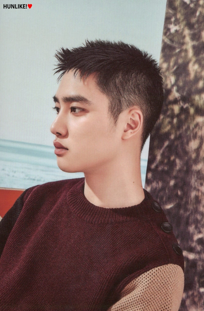 Tags: K-Pop, EXO, EXO-K, D.O, Side View, SM Town