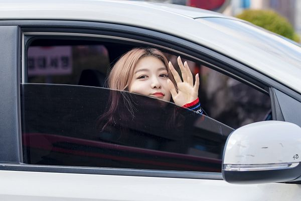 Tags: K-Pop, Dreamcatcher, Dami, In Car, Car, Wave
