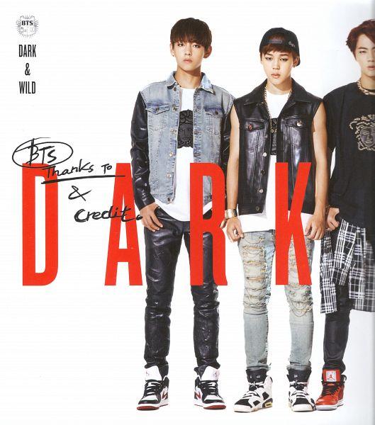 Tags: K-Pop, BTS, V (Kim Taehyung), Park Jimin, Jin, White Background, Trio, Three Males, Necklace, Black Pants, Ripped Pants, Light Background