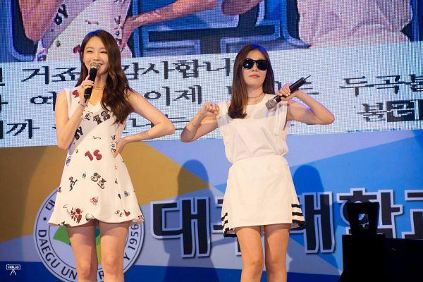Tags: K-Pop, Davichi, Kang Minkyung, Lee Haeri, Duo, Two Girls, Wallpaper