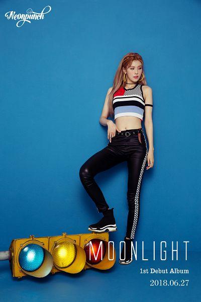 Dayeon - NeonPunch