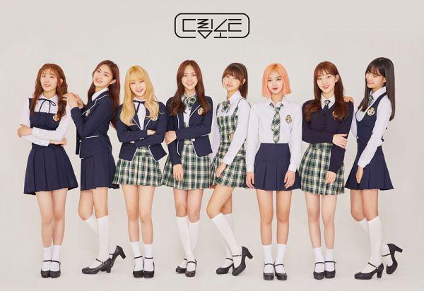 Tags: K-Pop, DreamNote, Miso, Hanbyeol (Dreamnote), Lara, Habin, Boni, Eunjo, Youi, Jinsol, Sumin (Dreamnote)