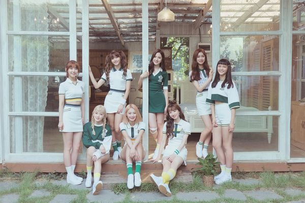Tags: K-Pop, DreamNote, Miso, Hanbyeol (Dreamnote), Lara, Habin, Boni, Eunjo, Youi, Sumin (Dreamnote)