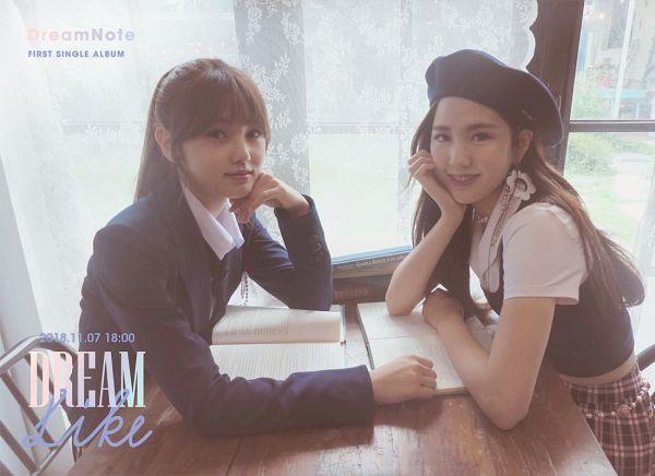 Tags: K-Pop, DreamNote, Sumin (Dreamnote), Hanbyeol (Dreamnote)