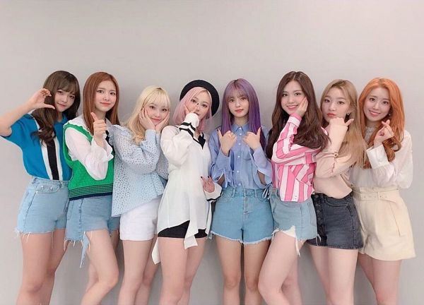 Tags: K-Pop, DreamNote, Lara, Habin, Boni, Eunjo, Youi, Sumin (Dreamnote), Miso, Hanbyeol (Dreamnote)