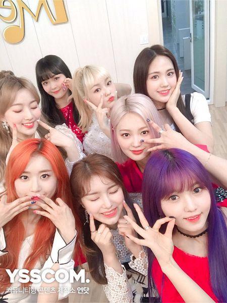 Tags: K-Pop, DreamNote, Sumin (Dreamnote), Miso, Hanbyeol (Dreamnote), Lara, Habin, Boni, Eunjo, Youi