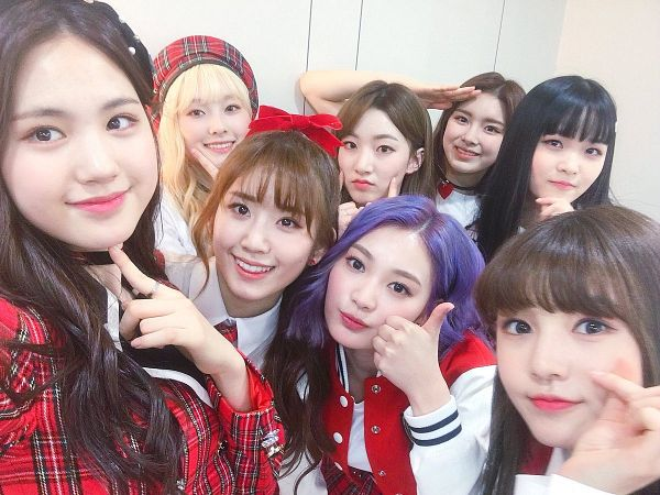 Tags: K-Pop, DreamNote, Habin, Boni, Eunjo, Youi, Sumin (Dreamnote), Miso, Hanbyeol (Dreamnote), Lara