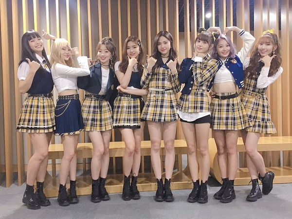 Tags: K-Pop, DreamNote, Habin, Youi, Eunjo, Sumin (Dreamnote), Miso, Hanbyeol (Dreamnote), Lara