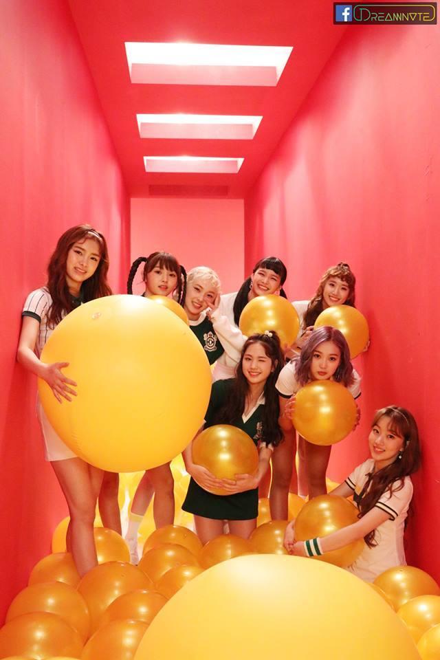 Tags: K-Pop, DreamNote, Youi, Sumin (Dreamnote), Miso, Hanbyeol (Dreamnote), Lara, Habin, Boni, Eunjo