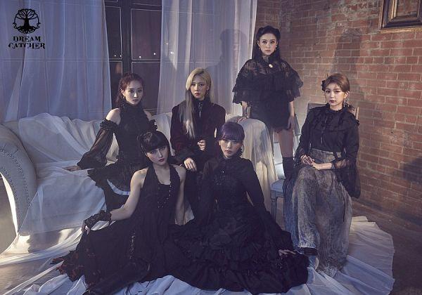Tags: K-Pop, Dreamcatcher, SuA, Jiu, Lee Gahyeon, Dami, Kim Yoohyeon, Lee Siyeon