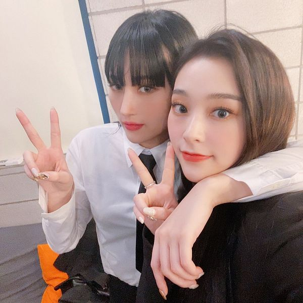 Tags: K-Pop, Dreamcatcher, Lee Siyeon, Lee Gahyeon