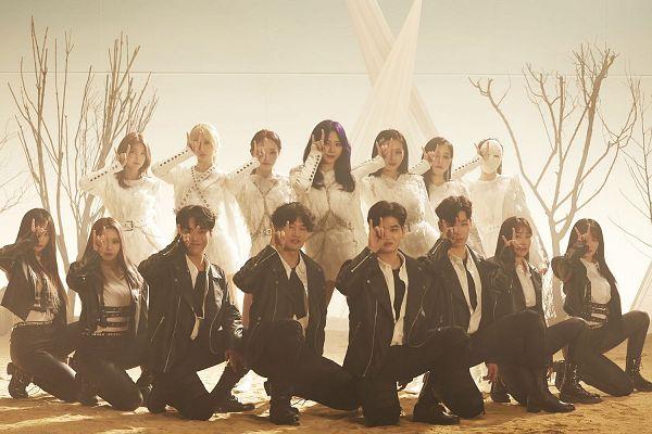 Tags: K-Pop, Dreamcatcher, Lee Siyeon, SuA, Jiu, Lee Gahyeon, Dami, Kim Yoohyeon