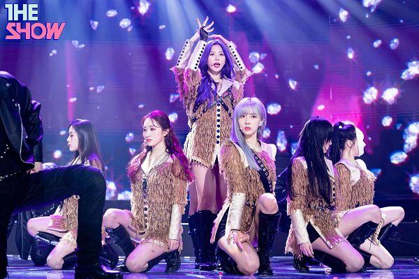 Tags: K-Pop, Dreamcatcher, Dami, Kim Yoohyeon, Lee Siyeon, SuA, Jiu, Lee Gahyeon