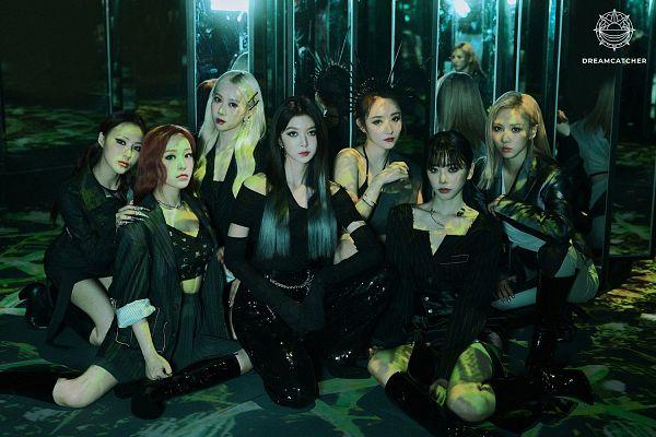 Tags: K-Pop, Dreamcatcher, SuA, Jiu, Lee Gahyeon, Dami, Handong, Kim Yoohyeon, Lee Siyeon, Summer Holiday