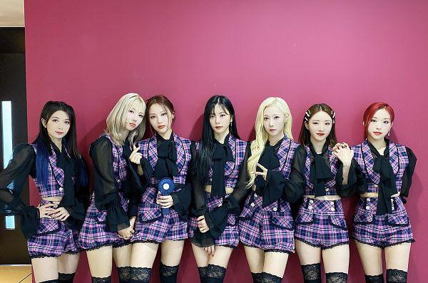 Tags: K-Pop, Dreamcatcher, Dami, Handong, Kim Yoohyeon, Lee Siyeon, SuA, Jiu, Lee Gahyeon