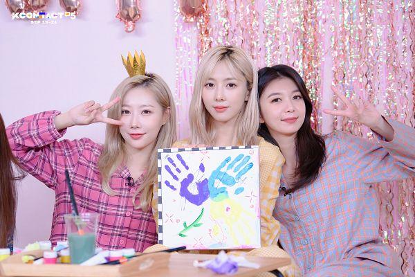 Tags: K-Pop, Dreamcatcher, Handong, Dami, Kim Yoohyeon, Kcon