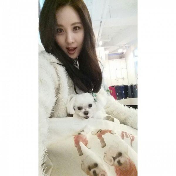 Dubu (Dog) - Seohyun