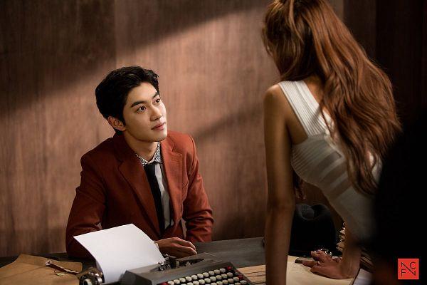 Tags: K-Pop, K-Drama, AOA (Ace Of Angels), Kim Seolhyun, Kwak Dong-yeon, Table