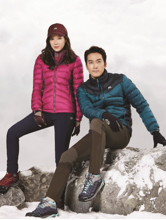 Tags: K-Drama, Im Soo-hyang, Song Seung-heon, Snow, Duo, Kolping