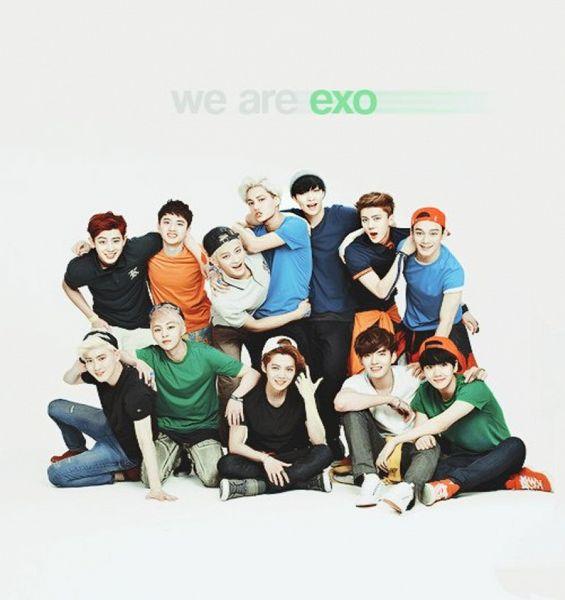 Tags: K-Pop, EXO, Lay, Chanyeol, D.O, Kris, Chen, Kai, Huang Zi Tao, Byun Baekhyun, Luhan, Xiumin