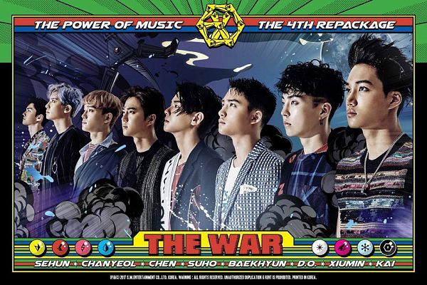 Tags: SM Town, K-Pop, EXO, The Power Of Music