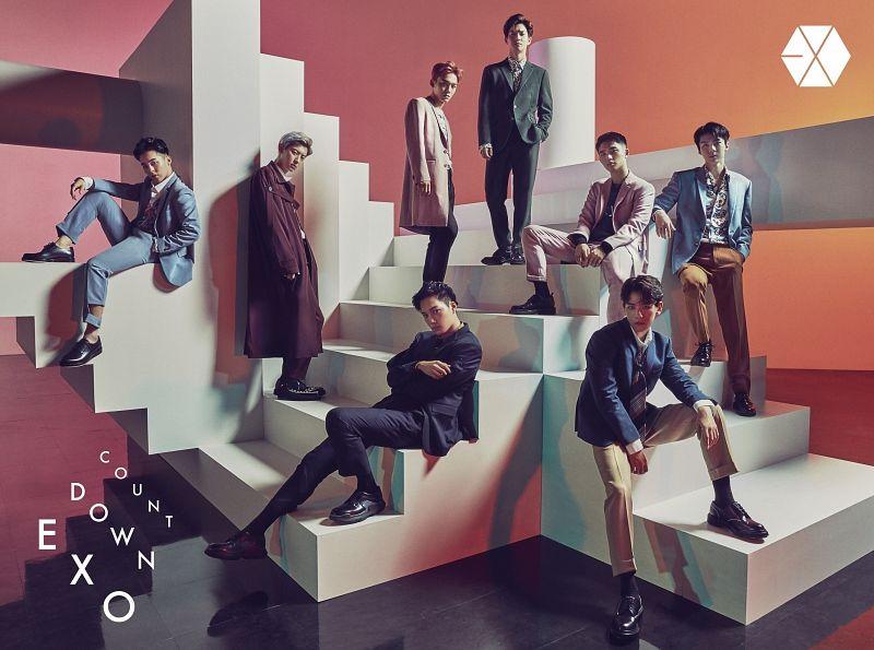 Tags: SM Town, J-Pop, K-Pop, EXO, Chen, Chanyeol, Sehun, Kai, Xiumin, Lay, Byun Baekhyun, D.O