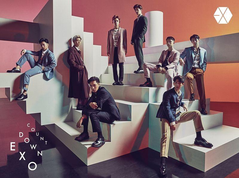 Tags: SM Town, K-Pop, J-Pop, EXO, Kai, Lay, Xiumin, Byun Baekhyun, D.O, Suho, Chen, Chanyeol