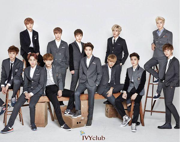 Tags: K-Pop, EXO, Chen, Kai, Huang Zi Tao, Byun Baekhyun, Luhan, Xiumin, Sehun, Suho, Lay, Chanyeol
