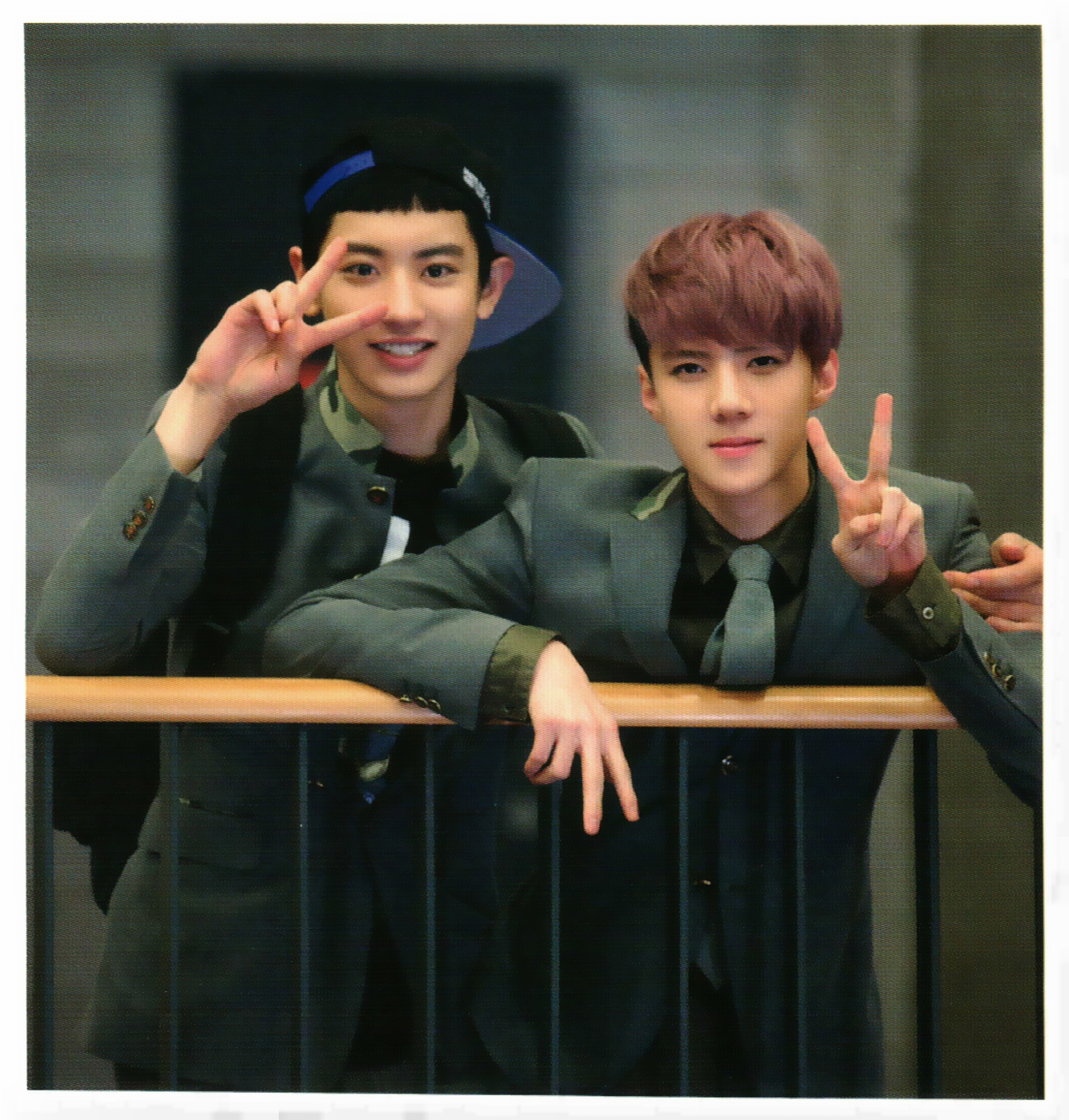 Sehun Exo >> EXO - K-Pop - Asiachan KPOP Image Board