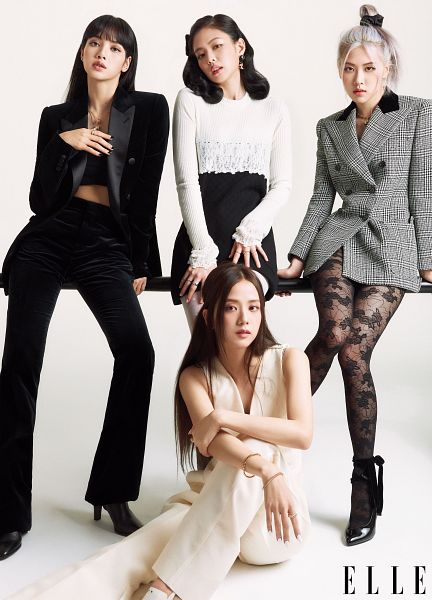 Elle Korea - Magazine Scan